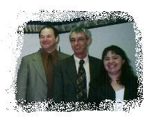 Sylvain, Jean-Claude et Maryse